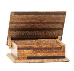Small Cork box (model RC-GL0402008001) from the manufacturer Robcork